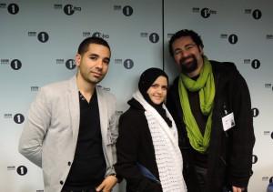 Radio Algerienne Wendy Pilmer